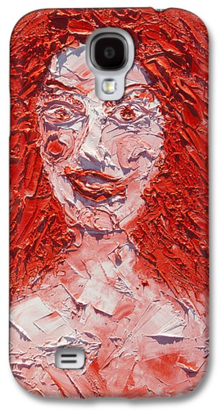 The Laughter Of Medusa Galaxy S4 Case by Sora Neva