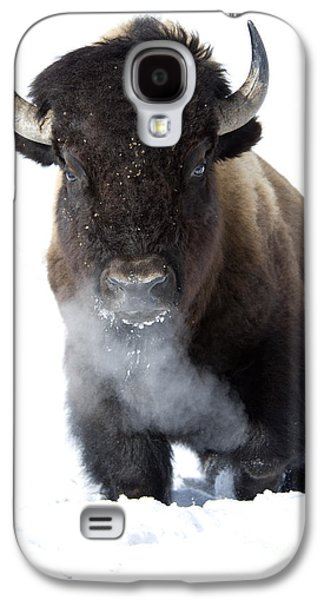Coming Through Galaxy S4 Case by Deby Dixon