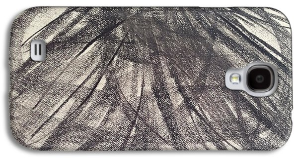 Abstracted Galaxy S4 Cases - Coming with the Wind Galaxy S4 Case by Arthur Right
