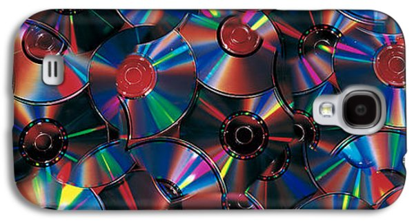 Technological Photographs Galaxy S4 Cases - Compact Discs Galaxy S4 Case by Panoramic Images