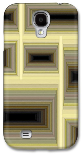 Composition 106 Galaxy S4 Case by Terry Reynoldson