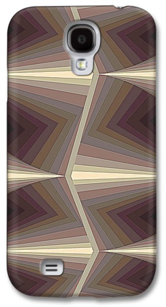 Geometry Galaxy S4 Cases - Composition 161 Galaxy S4 Case by Terry Reynoldson