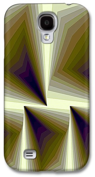 Digital Galaxy S4 Cases - Composition 166 Galaxy S4 Case by Terry Reynoldson