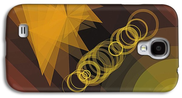 Digital Design Galaxy S4 Cases - Composition 29 Galaxy S4 Case by Terry Reynoldson