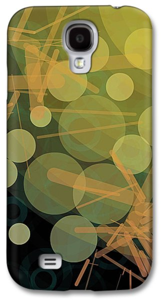 Geometry Galaxy S4 Cases - Composition 37 Galaxy S4 Case by Terry Reynoldson