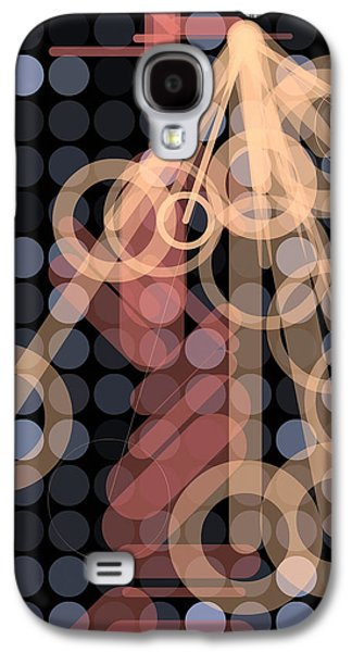 Composition 40 Galaxy S4 Case by Terry Reynoldson
