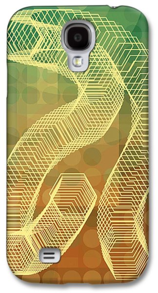 Composition 48 Galaxy S4 Case by Terry Reynoldson