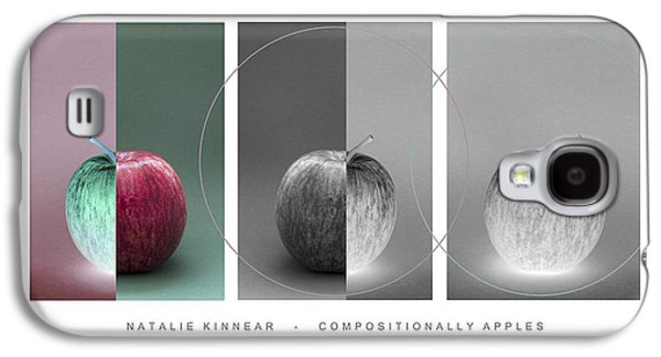 Kitchen Photos Galaxy S4 Cases - Compositionally Apples Galaxy S4 Case by Natalie Kinnear
