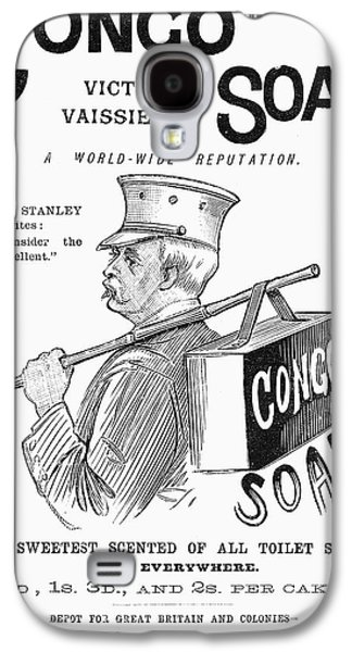 Congo Soap, 1891 Galaxy S4 Case by Granger