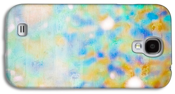 Original Art Photographs Galaxy S4 Cases - Connecting - Abstract  Galaxy S4 Case by Colleen Kammerer