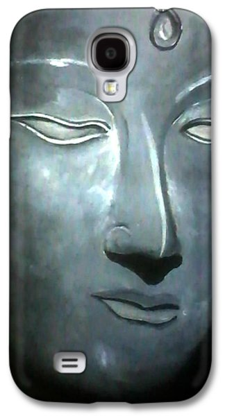 Siddharta Galaxy S4 Cases - Connection Galaxy S4 Case by Gopal Maheshwari