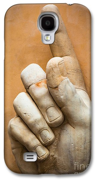Architectural Galaxy S4 Cases - Constantines Finger Galaxy S4 Case by Inge Johnsson
