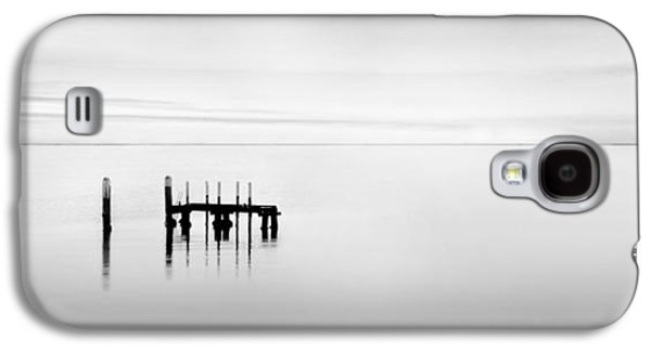 Abstract Nature Galaxy S4 Cases - Contemplation Galaxy S4 Case by Az Jackson