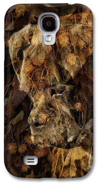 Judy Wood Galaxy S4 Cases - Contemplation Galaxy S4 Case by Judy Wood