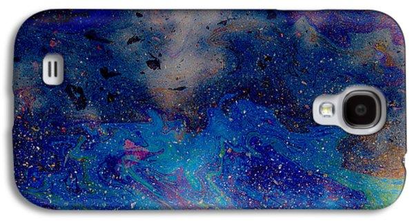 Contemplation Galaxy S4 Case by Samuel Sheats