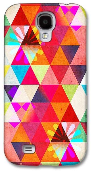 Contemporary 2 Galaxy S4 Case by Mark Ashkenazi