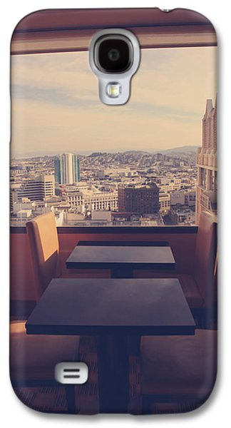 Continental Breakfast Galaxy S4 Case by Laurie Search