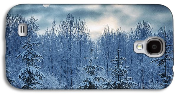 Landscapes Photographs Galaxy S4 Cases - Cool Sunrise Galaxy S4 Case by Joan Carroll