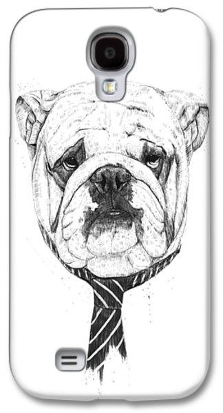 Ties Galaxy S4 Cases - Cooldog Galaxy S4 Case by Balazs Solti