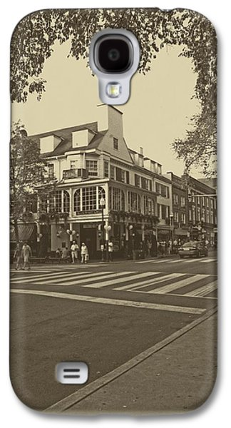 Corner Room Galaxy S4 Case by Tom Gari Gallery-Three-Photography