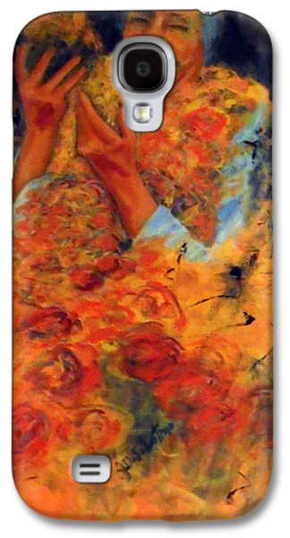 Baba Paintings Galaxy S4 Cases - Cornucopia of Love Galaxy S4 Case by Joe DiSabatino