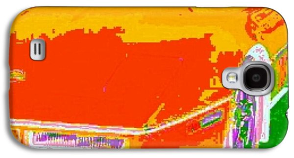 Etc. Digital Art Galaxy S4 Cases - Corvette Dreams Galaxy S4 Case by James Eye