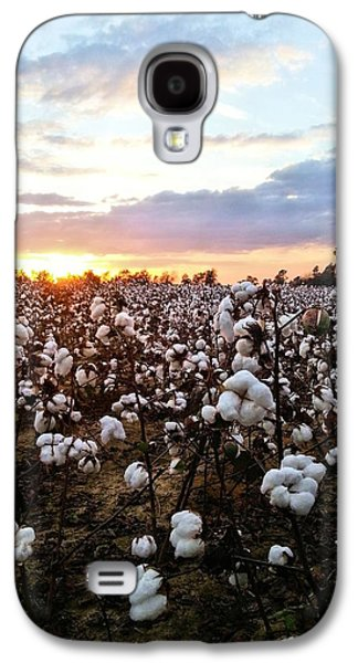 Coton Galaxy S4 Cases - Cotton Soft Galaxy S4 Case by JC Findley