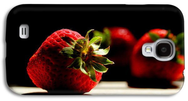 Countertop Strawberries Galaxy S4 Case by Michael Eingle