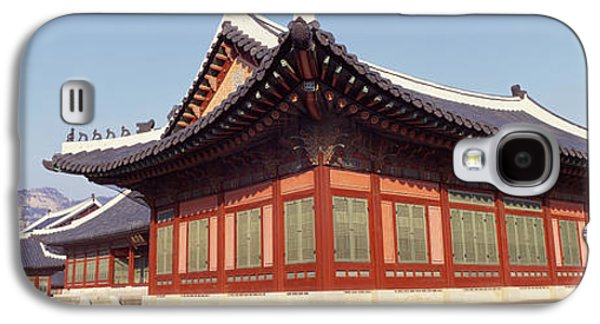Courtyard Of A Palace, Kyongbok Palace Galaxy S4 Case by Panoramic Images