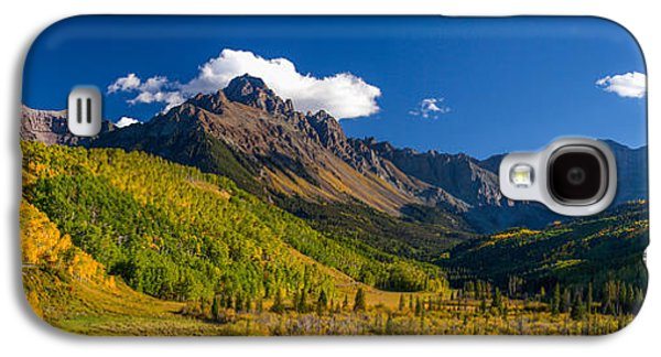 Landscape Metal Prints Galaxy S4 Cases - Cr 234 Galaxy S4 Case by Darren  White