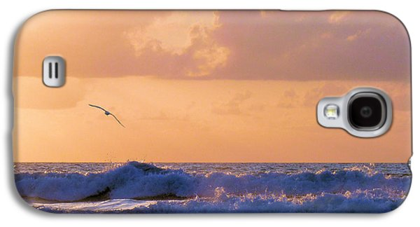 Topsail Galaxy S4 Cases - Crash Galaxy S4 Case by JC Findley