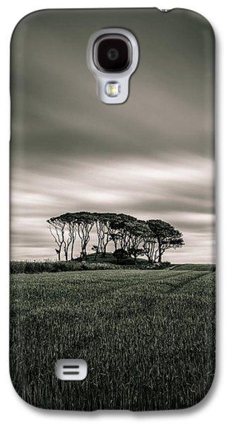 Mounds Galaxy S4 Cases - Crawton Copse Galaxy S4 Case by Dave Bowman