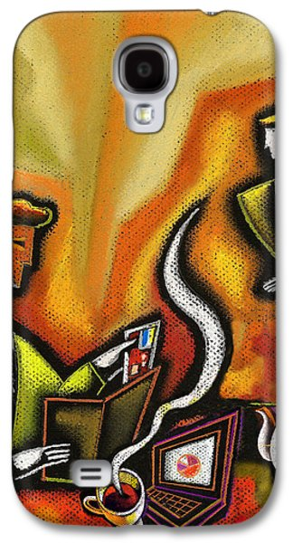 Anticipation Galaxy S4 Cases - Credit Card Galaxy S4 Case by Leon Zernitsky