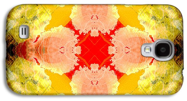 Mercy Galaxy S4 Cases - Cross of Mercy Galaxy S4 Case by David G Paul