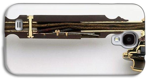 Cross-section Through Telephone Handset Galaxy S4 Case by Dorling Kindersley/uig