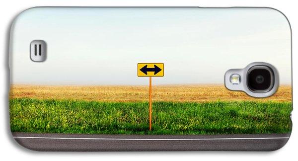Crossroads Galaxy S4 Case by Todd Klassy