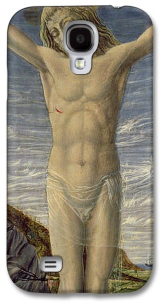 Stigma Galaxy S4 Cases - Crucifixion  Galaxy S4 Case by Master of the Barberini Panels