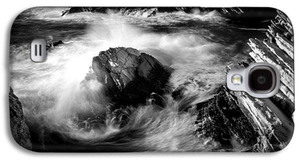 Edgar Laureano Photographs Galaxy S4 Cases - Cry Galaxy S4 Case by Edgar Laureano