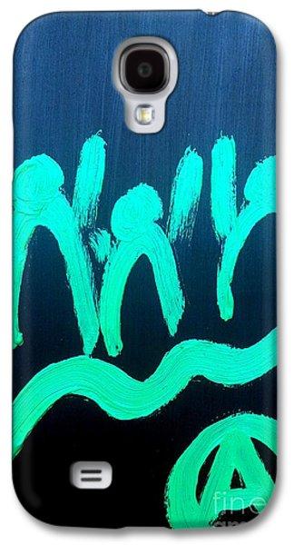 Jutta Gabriel Galaxy S4 Cases - ...cry For Freedom... Galaxy S4 Case by Jutta Gabriel