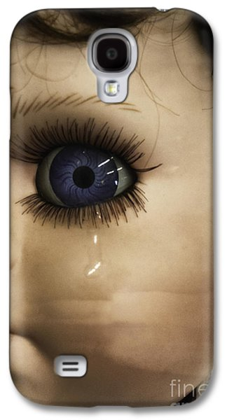 Flaws Galaxy S4 Cases - Cry Galaxy S4 Case by Margie Hurwich