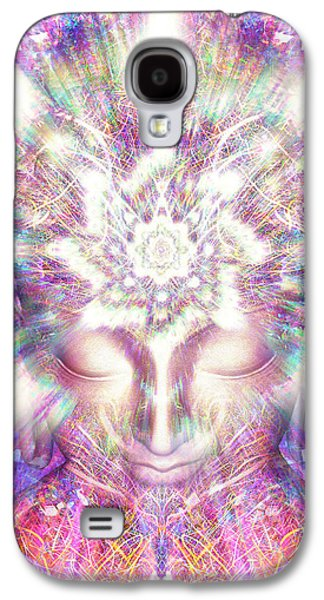 Siddharta Galaxy S4 Cases - Crystal Palace Galaxy S4 Case by Jalai Lama