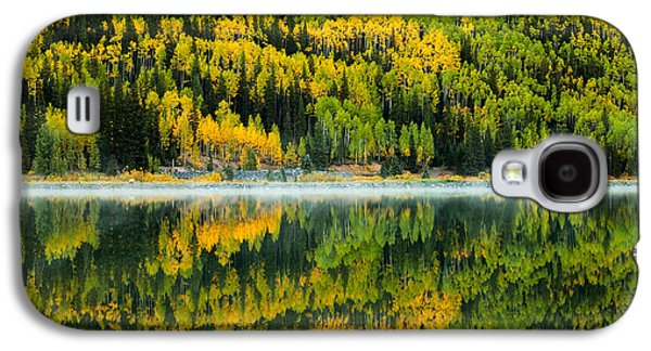 Landscape Acrylic Prints Galaxy S4 Cases - Crystals Colors Galaxy S4 Case by Darren  White