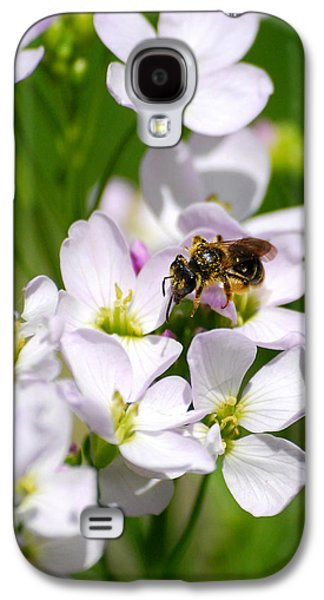 Cuckoo Flowers Galaxy S4 Case by Christina Rollo