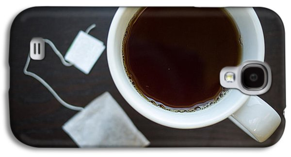 Pour Photographs Galaxy S4 Cases - Cup of Tea Galaxy S4 Case by Edward Fielding