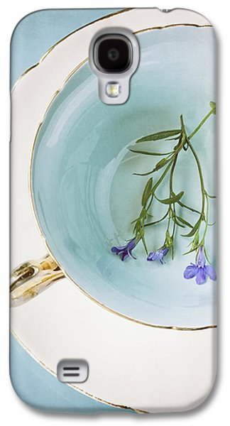 Simplistic Galaxy S4 Cases - Cup of Three Galaxy S4 Case by Amy Weiss