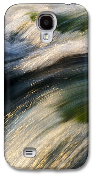 Nature Abstracts Galaxy S4 Cases - Current Galaxy S4 Case by Paul Laubach
