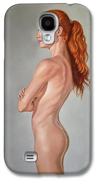 Figures Galaxy S4 Cases - Curves Galaxy S4 Case by Paul Krapf