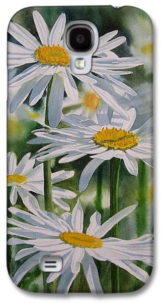 Daisy Garden Galaxy S4 Case by Sharon Freeman