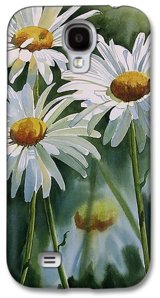 Daisy Trio Galaxy S4 Case by Sharon Freeman