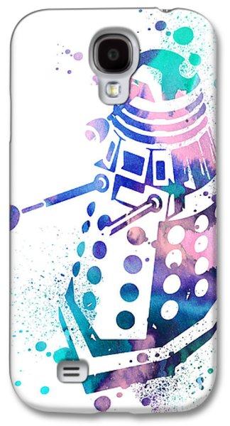 Tardis Galaxy S4 Cases - Dalek 2 Galaxy S4 Case by Luke and Slavi